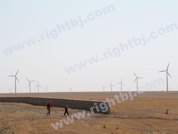 三一电气合作内蒙古风电气控制系统成套项目