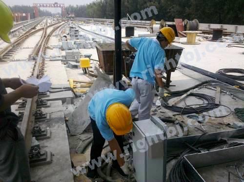 北京城铁15号线配套自动化电气项目