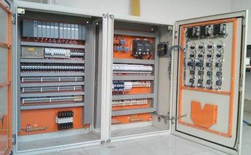 电气成套设备plc控制柜