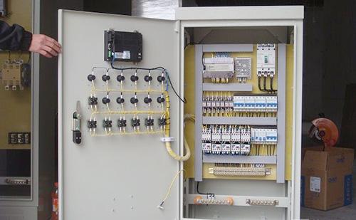 电气成套设备变频器控制柜