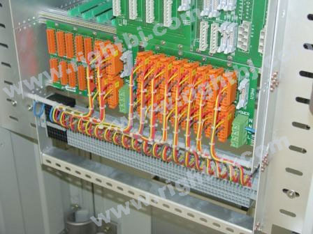 与西门子合作智能交通电气成套项目