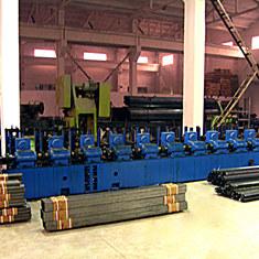 九折型材滚压生产线