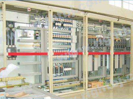 荷兰喜力广州工厂自动化电气成套项目