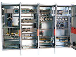 MCC柜(食品饮料)电气成套设备项目
