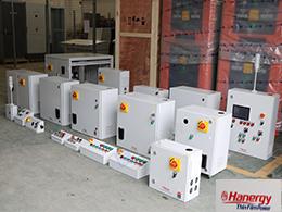 汉能薄膜太阳能发电控制系统项目