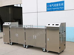 某解放军医院专用非标不锈钢机柜项目