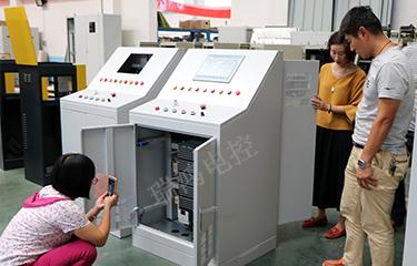 中国原子能科学研究院成套机柜项目