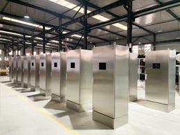 管廊水处理项目(Es柜RSE不锈钢)