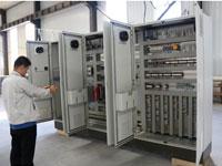 瑞鸿电控铁路轨枕生产线控制系统项目正式竣工